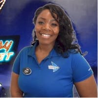 Amber Bonner at Courtesy Chevrolet