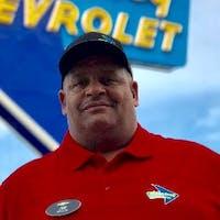 Joe  Mitchell at Courtesy Chevrolet