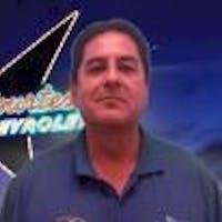 Andy Hinojos at Courtesy Chevrolet
