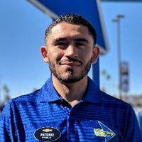 Antonio Atondo at Courtesy Chevrolet
