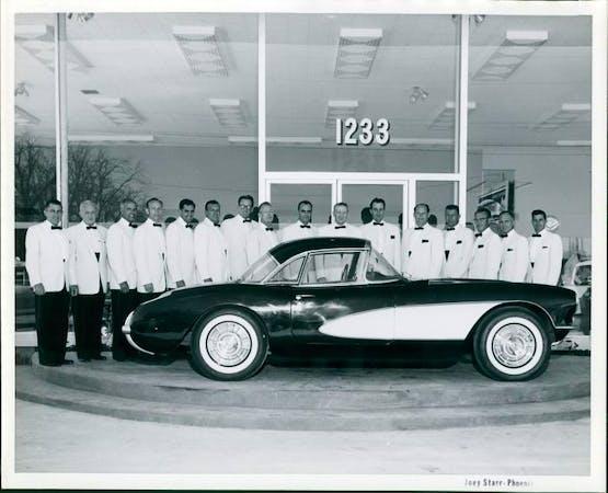 Courtesy Chevrolet, Phoenix, AZ, 85014