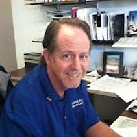 Steve Krueger at Courtesy Chevrolet of San Diego