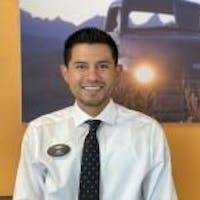Joe Piza at Courtesy Chevrolet of San Diego