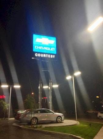 Courtesy Chevrolet of San Diego, San Diego, CA, 92108