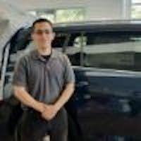 Anthony  Dominguez at Armstrong Volkswagen