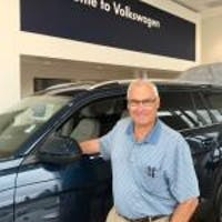 Joe Couch at Armstrong Volkswagen