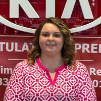 Megan Shaw at Premier Kia of Lufkin
