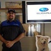 John Carlen at Crews Subaru of Charleston
