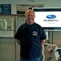 Tom Price at Crews Subaru of Charleston