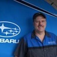 Pete Berkos at Crews Subaru of Charleston