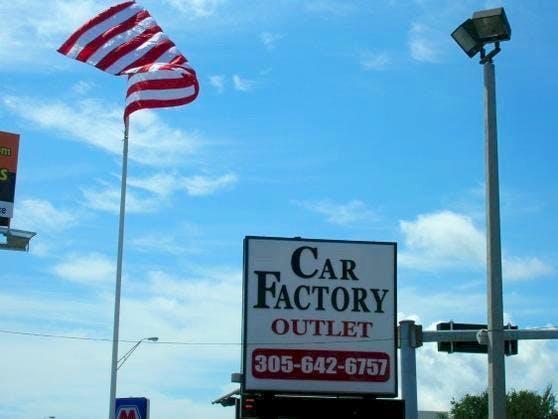 Car Factory Outlet Miami, Miami, FL, 33126