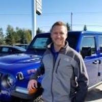 Jake Doehrmann at Terry Henricks Chrysler Dodge Jeep RAM