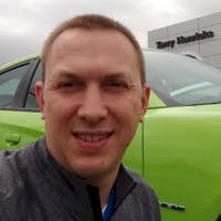 Andy Downing at Terry Henricks Chrysler Dodge Jeep RAM