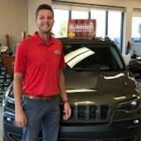 Tyson  Schnitkey at Terry Henricks Chrysler Dodge Jeep RAM