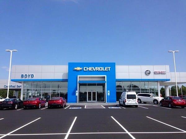 Boyd Chevrolet Buick GMC of Emporia, Virginia, Emporia, VA, 23847