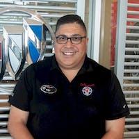 Manny Escalon at Beck and Masten Buick GMC South - Service Center