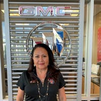 Rosie Hernandez at Beck and Masten Buick GMC South - Service Center