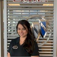 Gina  Saez at Beck and Masten Buick GMC South - Service Center