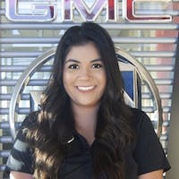 Frany  Zepeda at Beck and Masten Buick GMC South - Service Center