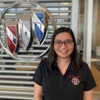 Elyza Sanchez at Beck and Masten Buick GMC South - Service Center