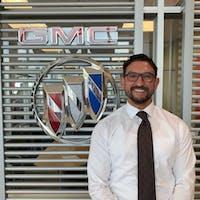 Jorge Gomez at Beck & Masten Buick GMC South