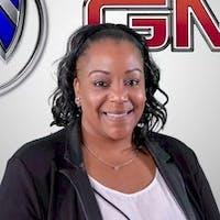Kemba  Simmons at Lou Fusz Buick GMC