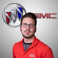 Joey Rice at Lou Fusz Buick GMC - Service Center