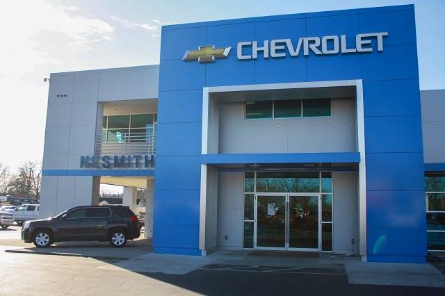 Nesmith Chevrolet Buick Gmc Chevrolet Buick Gmc Service Center Dealership Ratings