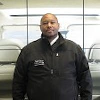 Rodney Herndon at Sport Durst Automotive