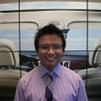 Hieu Nguyen at Sport Durst Automotive