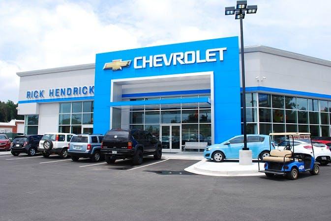 Rick Hendricks Chevrolet >> Rick Hendrick Chevrolet Of Buford Chevrolet Used Car