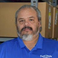 Victor  Solis  at David Stanley Chevrolet