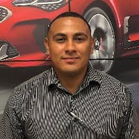 Anthony Diaz at Friendly Kia