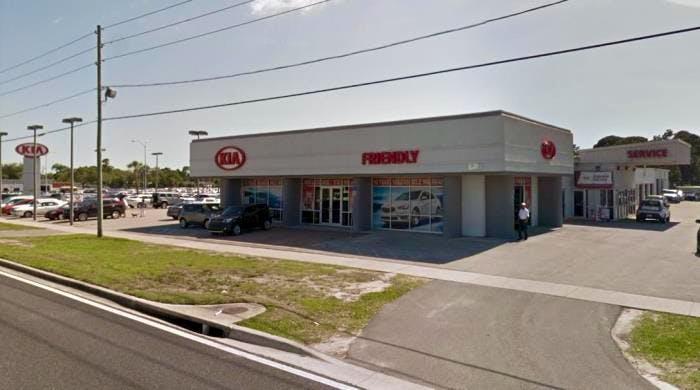 Friendly Kia, New Port Richey, FL, 34652