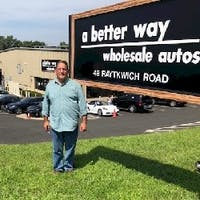 Paul Ciocca at A Better Way Wholesale Autos