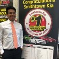 Alex Fischler at Smithtown Kia