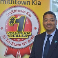 Gerard Rennie at Smithtown Kia