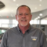 John Houson at Guntersville Chevrolet - Service Center