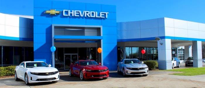 Guntersville Chevrolet, Guntersville, AL, 35976