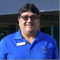 Roger Dominguez at Star Mazda