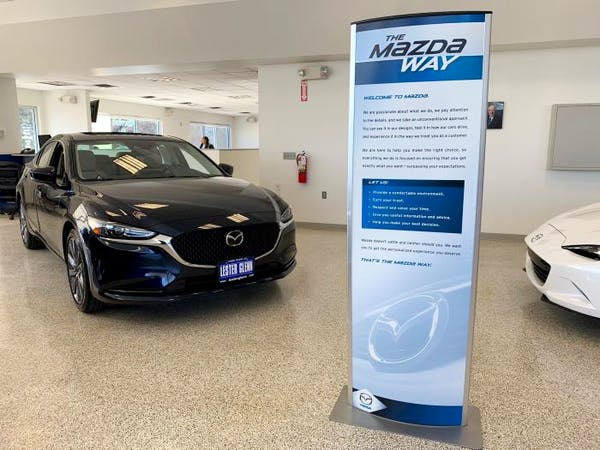 Lester Glenn Mazda >> Lester Glenn Mazda Mazda Used Car Dealer Service Center