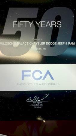 Milosch's Palace Chrysler Dodge Jeep Ram, Lake Orion, MI, 48359