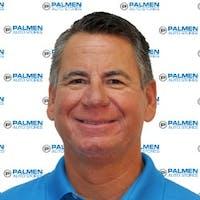 Dan  Salisbury at Palmen Buick GMC