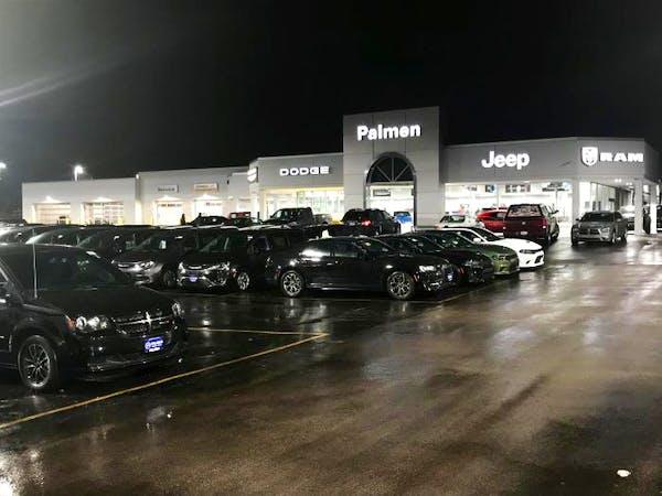 Palmen Dodge Chrysler Jeep Of Racine, Racine, WI, 53406