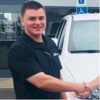 Nick Cappellano at Transitowne Jeep Chrysler Dodge RAM Of Williamsville