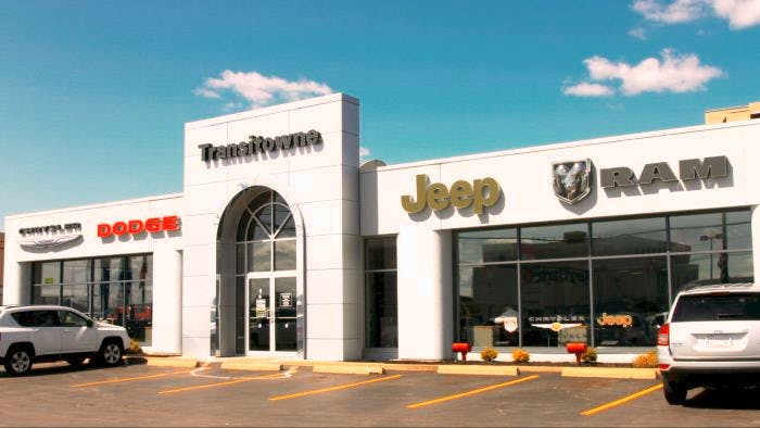 Transitowne Jeep Chrysler Dodge RAM Of Williamsville, Williamsville, NY, 14221