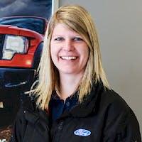 Kayla Giroux at Capital Ford Lincoln Inc.