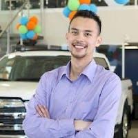 Jason Pawluk at Capital Ford Lincoln Inc.