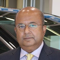 Syed Naqvi at Capital Ford Lincoln Inc.