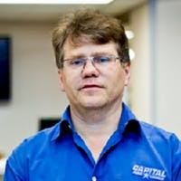 Russ  Lekivetz at Capital Ford Lincoln Inc.